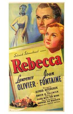 Rebecca poster print by  Entertainment Poster