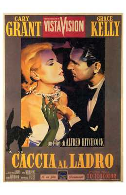to Catch a Thief poster print by  Entertainment Poster
