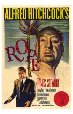 Rope poster print by  Entertainment Poster