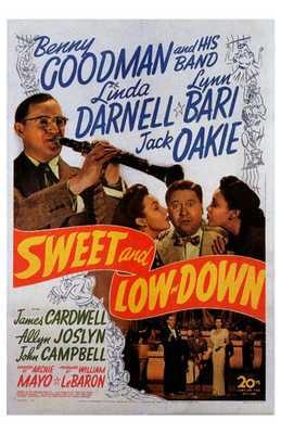 Sweet and Low-Down poster print by  Entertainment Poster