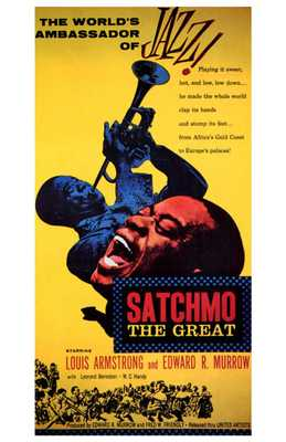 Satchmo the Great poster print by  Entertainment Poster