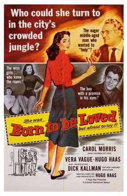 Born to Be Loved poster print by  Entertainment Poster