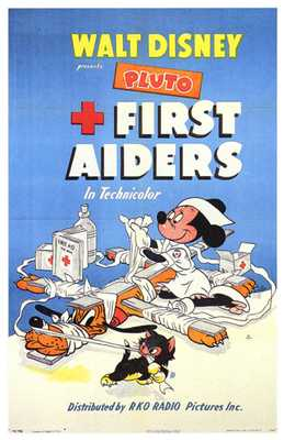 First Aiders poster print by  Entertainment Poster