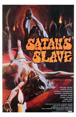 Satan's Slave poster print by  Entertainment Poster