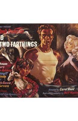 Kid for Two Farthings poster print by  Entertainment Poster