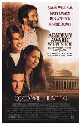 Good Will Hunting poster print by  Entertainment Poster