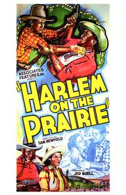 Harlem on the Prairie poster print by  Entertainment Poster