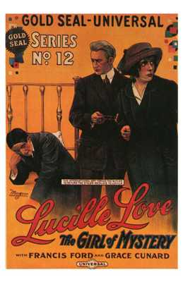 Lucille Love poster print by  Entertainment Poster