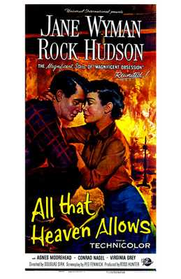 All That Heaven Allows poster print by  Entertainment Poster
