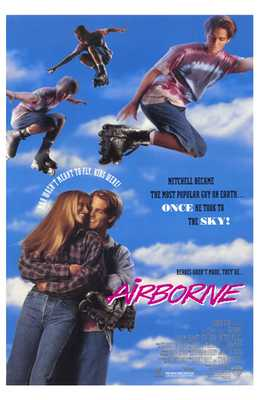 Airborne poster print by  Entertainment Poster