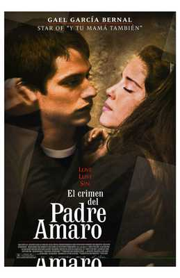 Crimen Del Padre Amaro, El poster print by  Entertainment Poster