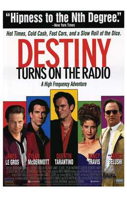 Destiny Turns on the Radio poster print by  Entertainment Poster