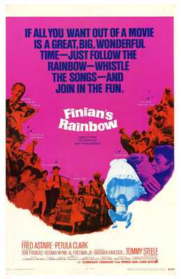 Finian's Rainbow poster print by  Entertainment Poster