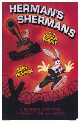 Herman's Shermans poster print by  Entertainment Poster