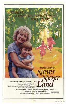 Never Never Land poster print by  Entertainment Poster
