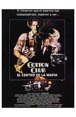 Cotton Club, the poster print by  Entertainment Poster
