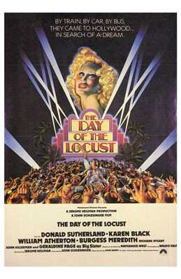 Day of the Locust, the poster print by  Entertainment Poster