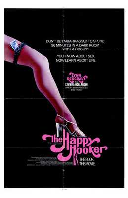 Happy Hooker, the poster print by  Entertainment Poster
