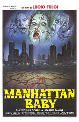 Manhattan Baby poster print by  Entertainment Poster