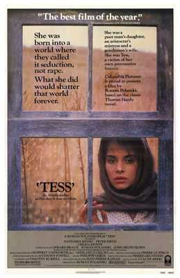 Tess poster print by  Entertainment Poster