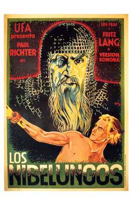 Nibelungos, Los poster print by  Entertainment Poster