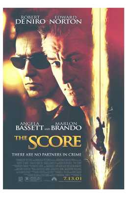 Score, the poster print by  Entertainment Poster