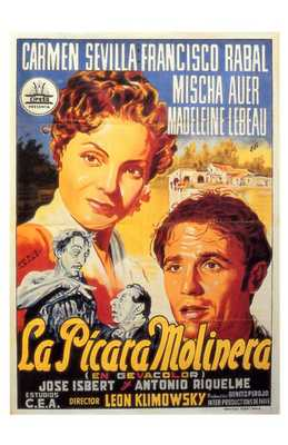 Picara Molinera, La poster print by  Entertainment Poster