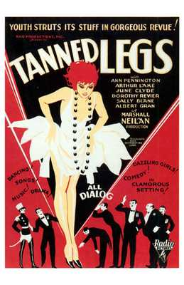 Tanned Legs poster print by  Entertainment Poster