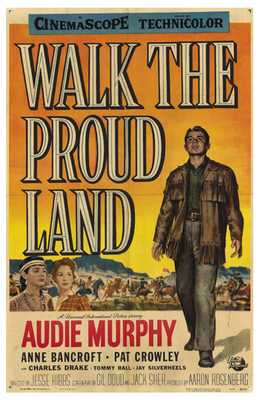 Walk the Proud Land poster print by  Entertainment Poster