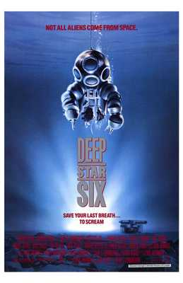 Deep Star Six poster print by  Entertainment Poster