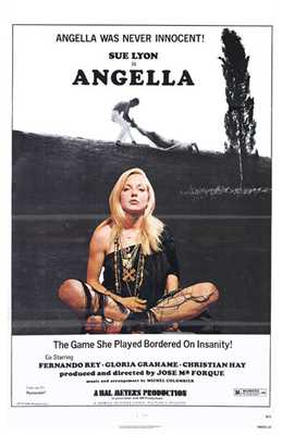 Angella poster print by  Entertainment Poster