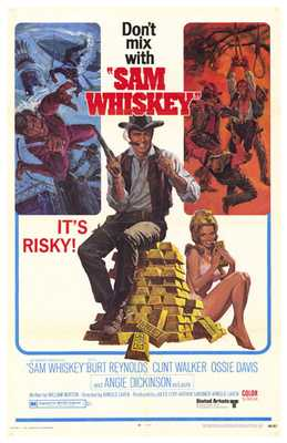 Sam Whiskey poster print by  Entertainment Poster