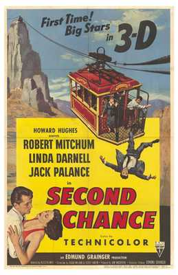 Second Chance poster print by  Entertainment Poster