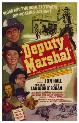 Deputy Marshal poster print by  Entertainment Poster