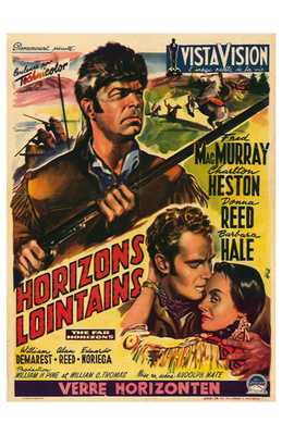 Far Horizons poster print by  Entertainment Poster