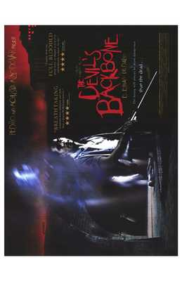 Devil's Backbone, the poster print by  Entertainment Poster