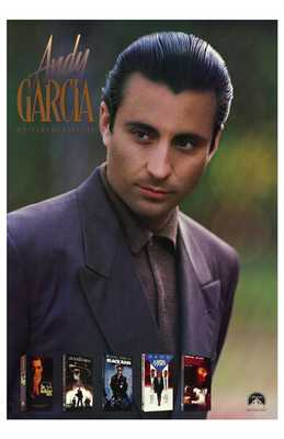 Andy Garcia poster print by  Entertainment Poster