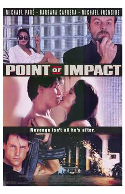 Point of Impact poster print by  Entertainment Poster