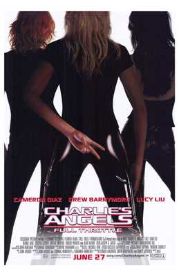 Charlie's Angels: Full Throttle poster print by  Entertainment Poster