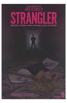Sketches of a Strangler poster print by  Entertainment Poster
