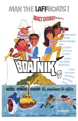 Boatniks poster print by  Entertainment Poster