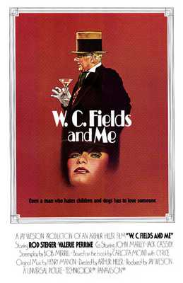 W C Fields and Me poster print by  Entertainment Poster