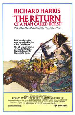 Return of a Man Called Horse, the poster print by  Entertainment Poster
