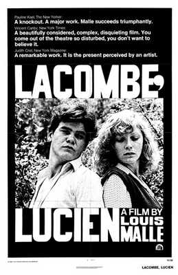 Lacombe Lucien poster print by  Entertainment Poster