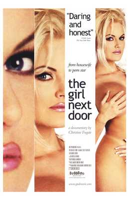 Girl Next Door poster print by  Entertainment Poster
