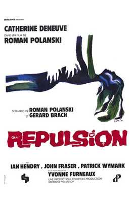 Repulsion poster print by  Entertainment Poster