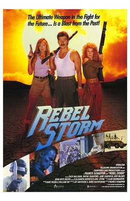 Rebel Storm poster print by  Entertainment Poster
