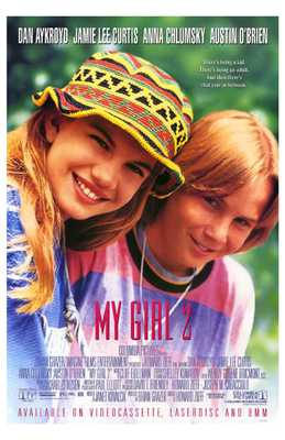 My Girl 2 poster print by  Entertainment Poster