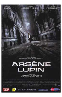 Arsene Lupin poster print by  Entertainment Poster