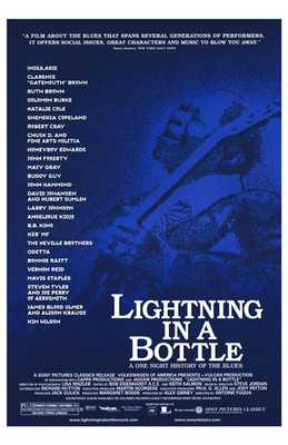 Lightning in a Bottle poster print by  Entertainment Poster